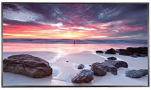 "LG 75UH5C-B: 75"" LED Backlit LCD Large Format Monitor, 3840x2160 (UHD), HDMI, 500 nit"