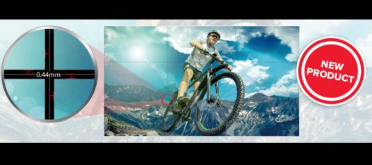 Virtually Seamless Video Wall