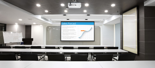 Laser Projectors in Digital Signage