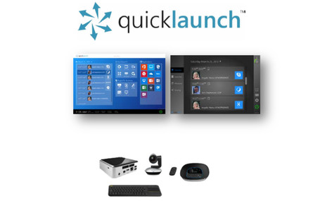 Quicklaunch Software for Avocor