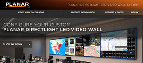 DirectLight LED Video Wall Calculator