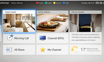 Manage Multiple Samsung Hospitality TVs from One Location