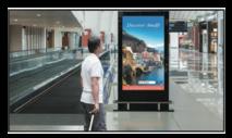 "Sharp - PN-HM751 - 75"" 4K Ultra-HD Monitors with Digital Signage Display (3,840 x 2,160)"