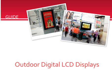 A Guide to All Things Outdoor LCD Display