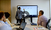 Video: Manufacturer Ups Collaboration with AQUOS BOARD® Interactive Display (Success Story)