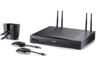 Clickshare CSE-800 Set; Incl CSE-800 Base, Tray, 4 Buttons, Rack Mount