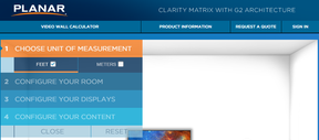 Clarity Matrix Calculator