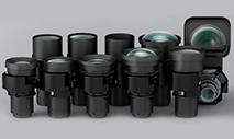 Lens Options for Large Venue Projectors