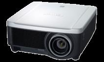 Interchangeable lens projectors