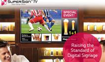 SuperSign™ TV