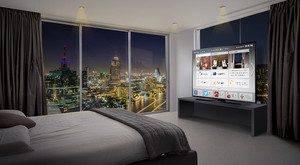 Upgrading Hotels to Smart Hospitality TVs: A New Solution