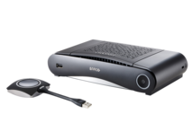 Barco - R9861510NA ClickShare CS-100 Set Consists of 1 USB-Powered Device and a Base Unit