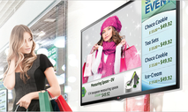 LG SuperSign displays deliver digital signage solutions
