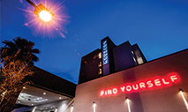 Case Study: NEC Projector Transforms Hotel Exterior into Eye-Catching Digital Art Display