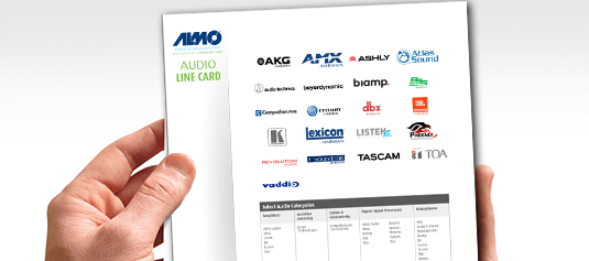 Audio Line Card