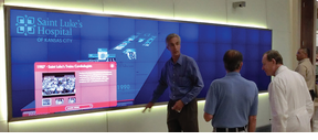 Case Study: Medical Facility Digital Signage
