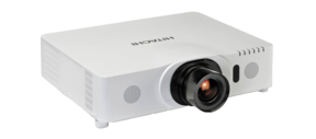 HitachiMPWU8701W 7000 Lumens 3LCD Laser Projector
