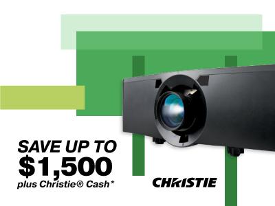 Christie - HS Series Promotion