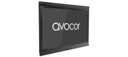Windows collaboration display by Avocor