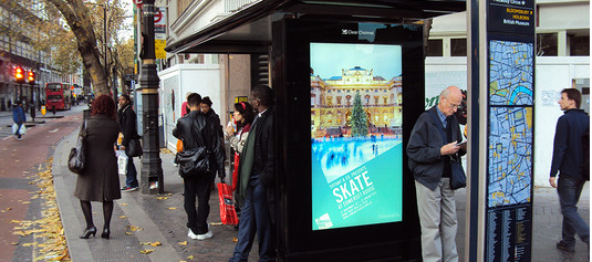 Considerations for Outdoor LCD Displays