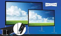 Da-Lite - Fast-Fold NXT Screen System