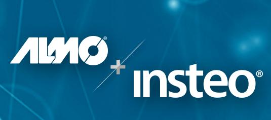 ALMO + INSTEO = A Perfect Partnership