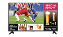 Blog: LG's SuperSign for Bars and Restaurants