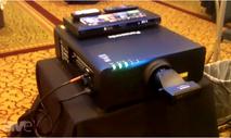 Video: Panasonic Laser Projectors Make Their Debut
